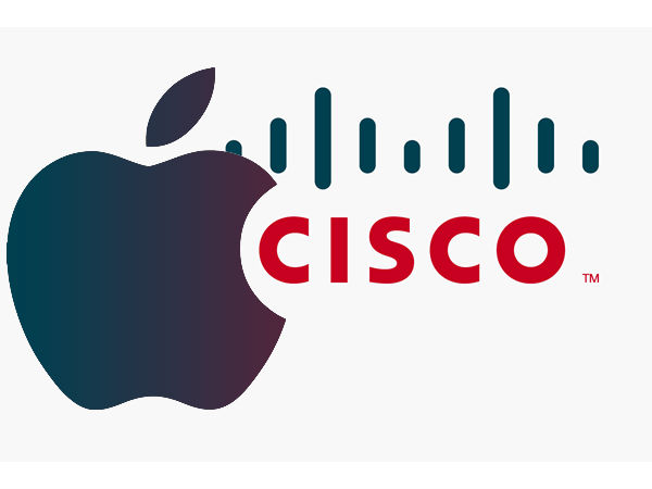 Apple gears up for technology integration with Cisco