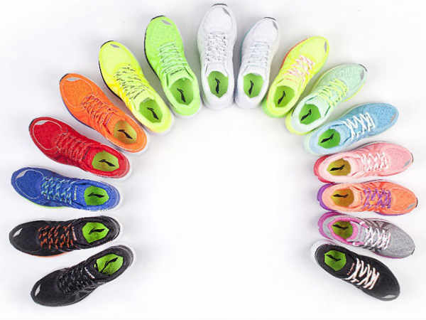Li-Ning Smart Shoes