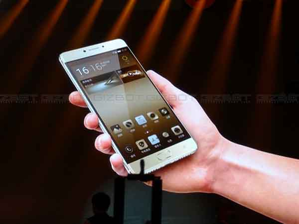 Gionee M6 - Hardware