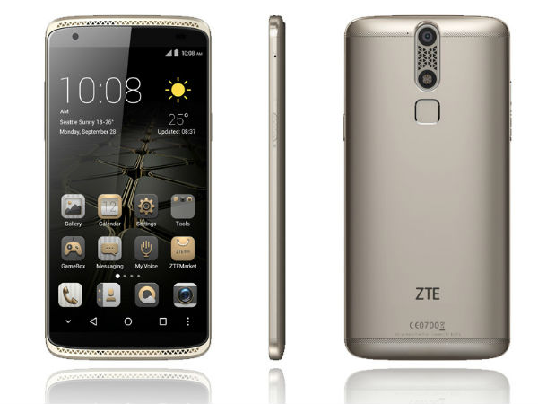 ZTE Blade V6 and Axon Mini smartphones launched in India