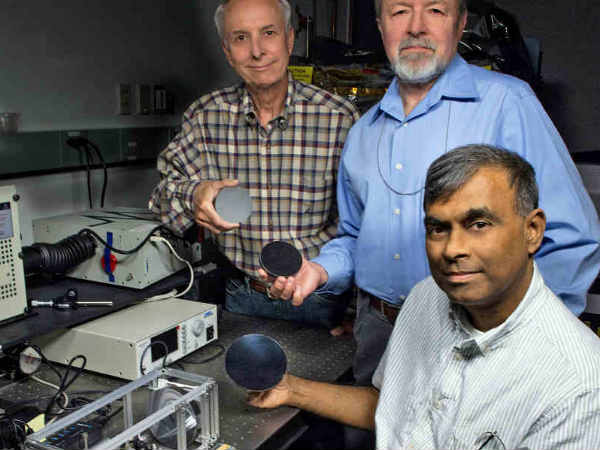 Novel mirror for tiny CubeSat telescope soon