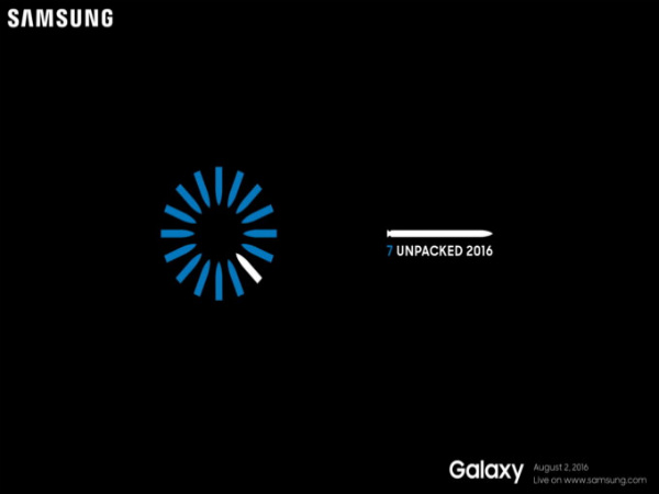 Samsung Galaxy Note 7 August 2 Launch Confirmed!