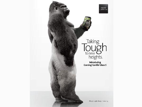 Corning Unveils Corning Gorilla Glass 5 for Future Smartphones