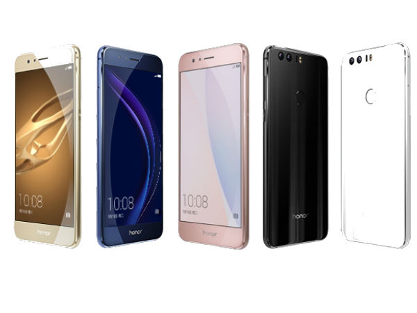 Honor 8 vs Xiaomi Mi 5: Mid-Range Smartphone War Gets Tougher
