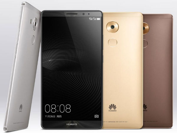 This is Why Huawei is Not Launching Mate 9 Smartphone in Sept 2016
