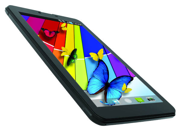 Intex Launches 7-inch Budget Tablet iBuddy IN-7DD01 at Rs 5,499