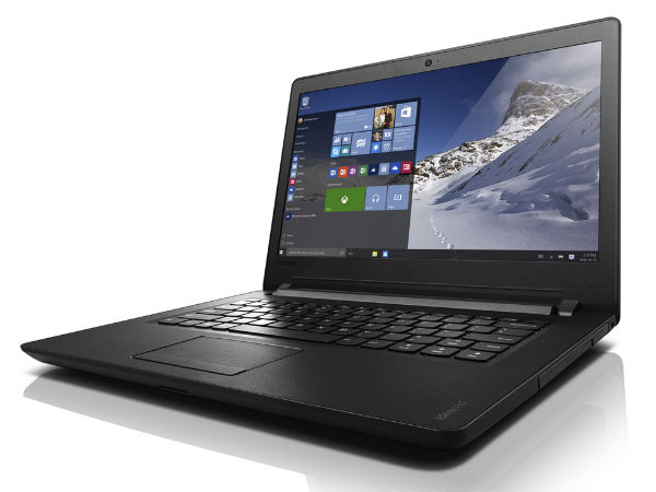 Lenovo launches ideapad 110 laptop for first-time buyers