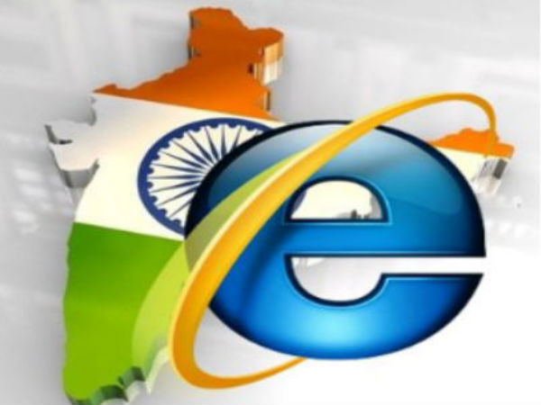 Internet users in India reached 342.65 million in March