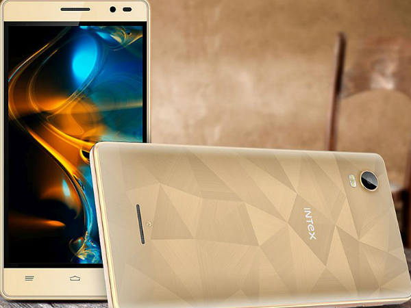Intex Launches Aqua Power HD 4G with 3,900mAh Battery at Rs 8,363