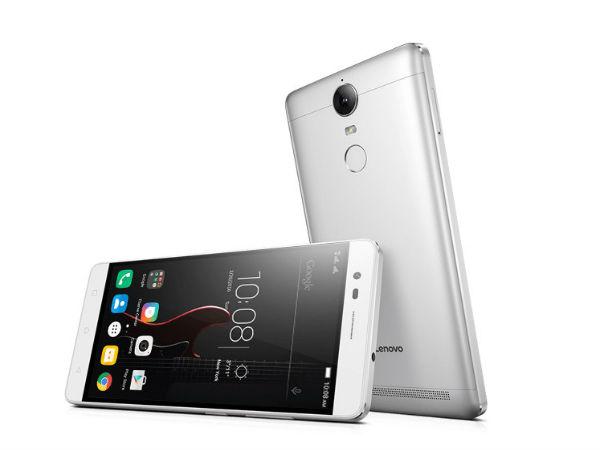 Lenovo to Sell Vibe K5 Note Exclusively on Flipkart
