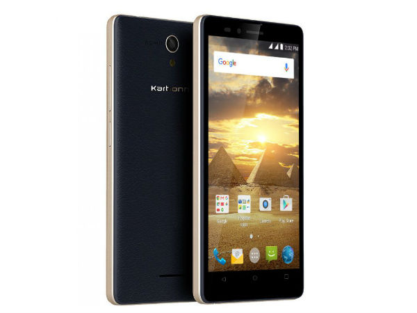 Karbonn Aura Power with 4G  VoLTE Goes Official at Rs 5,999