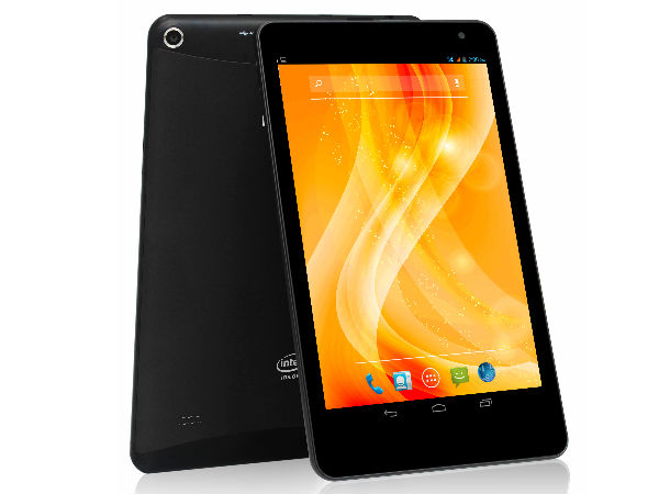 Lava X80 Tablet with 3G connectivity launched: 7 Specs and features