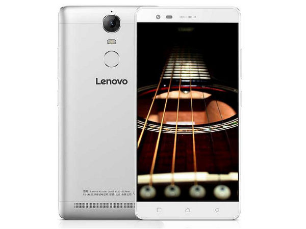 Lenovo Vibe K5 Note dual OS interface teased ahead of August 1 launch
