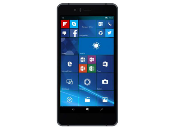 Lenovo Announces its first Windows 10 smartphone: SoftBank 503LV
