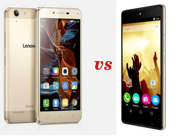 Lenovo Vibe K5 vs Micromax Canvas Fire 5: What's Your Choice?