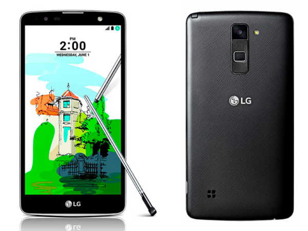 20% off on LG Stylus 2 K520DY 4G VoLTE (2 GB,Titanium)