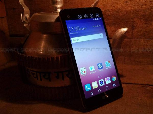 LG X Screen First Impressions