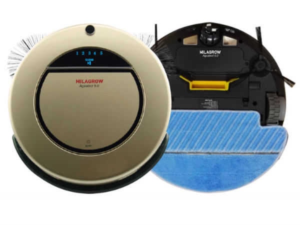 Milagrow launches India's first robotic vacuum cleaner