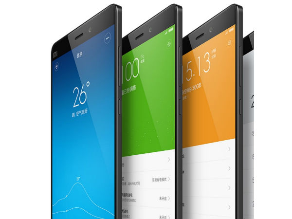 Xiaomi Altun and Capricorn Spotted: New Mi Note Smartphones Coming up