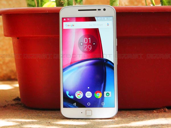 how to take screenshot on moto g4 plus