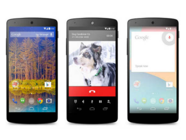 Google to Roll Out Update to Fix Bugs on Nexus 5 Soon
