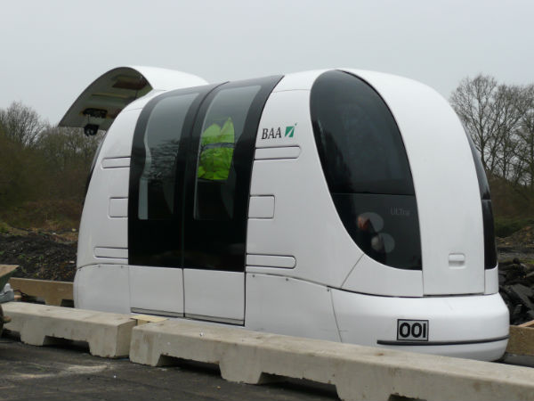 India's first driverless pod-taxi coming to give relief from traffic!