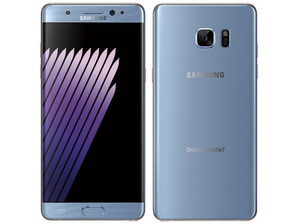 Samsung Galaxy Note 7 Renders Leaked: Three Color Options to Arrive