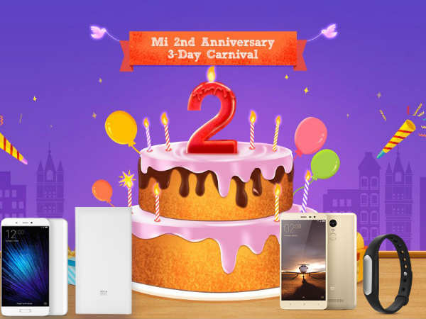 Top 10 Xiaomi Anniversary Deals: Grab Smartphones at Just Re 1!
