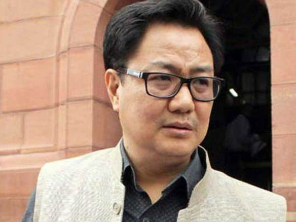 Government serious about curbing rising cyber crime: Rijiju