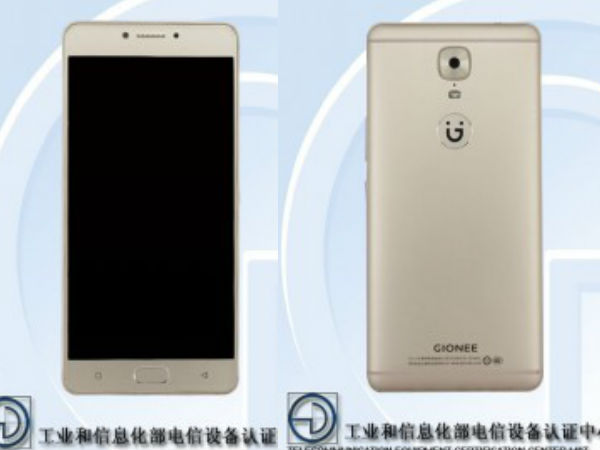Gionee M6 & M6 Plus Smartphones with a 6,020mAh Battery to Debut Soon!