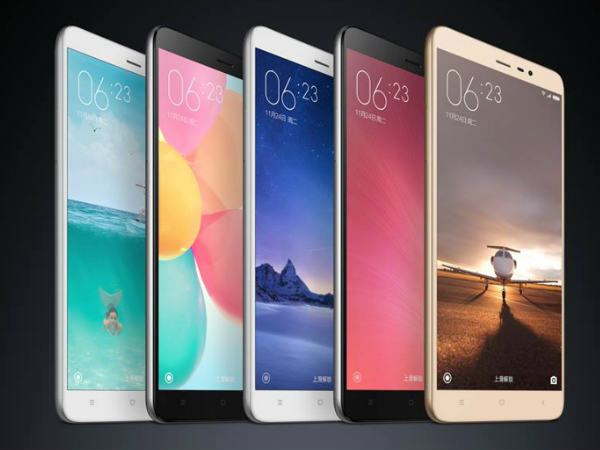 Xiaomi Redmi Note 3 vs Top 19 Smartphones That Are New