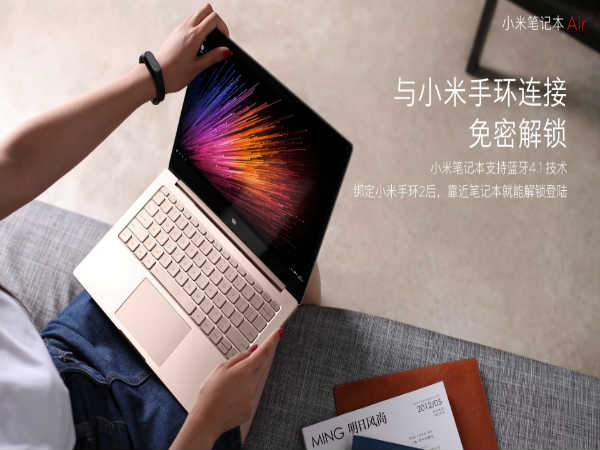 Top 8 Features of Xiaomi Mi Notebook Air Announced with Windows 10