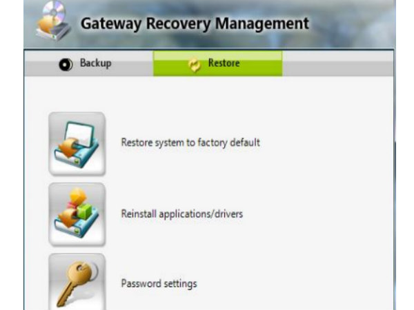 These 5 easy steps can restore your laptop to its factory settings