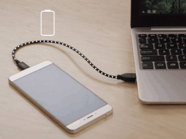 A smart shell that turns your Android phone into a complete laptop!