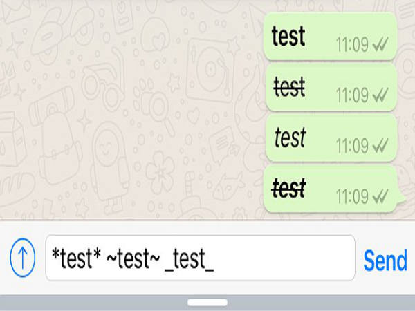 Try This Simple Step to Use the New Font on WhatsApp