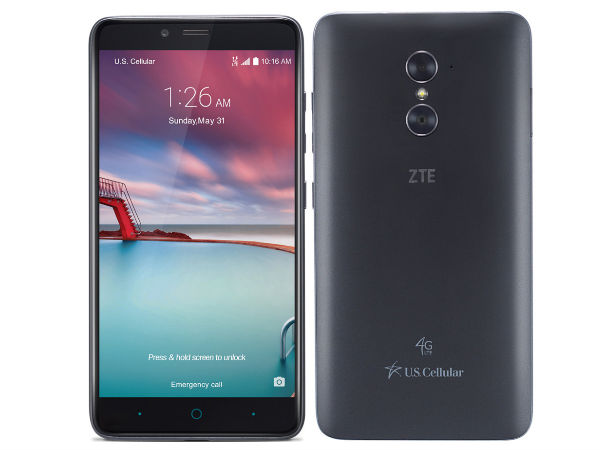 ZTE Zmax Pro with 6-Inch Display and Huge Battery Goes Official!