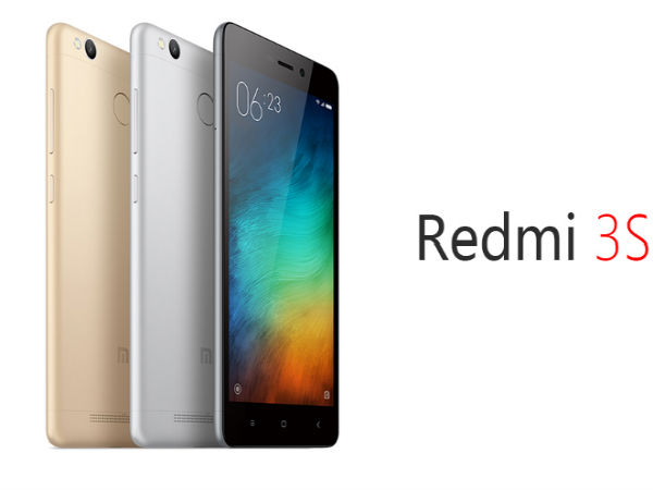 Xiaomi Redmi 3s – Connectivity
