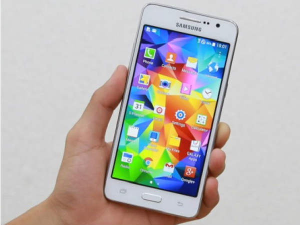 SPOTTED: Samsung Galaxy Grand Prime (2016) with 5-inch Display