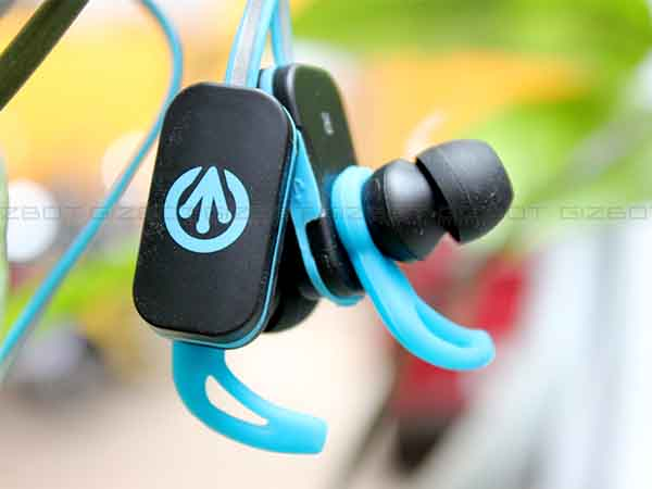 Bluetooth earphones failed to appeal the targeted runners
