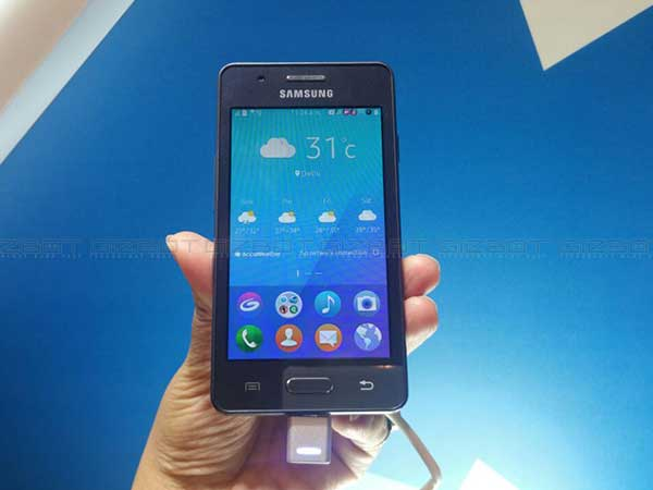 Tizen-Powered Samsung Z2 Goes Official with Jio 4G Preview Offer