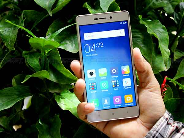 Xiaomi Redmi 3s Prime Launched in India at Rs. 8,999