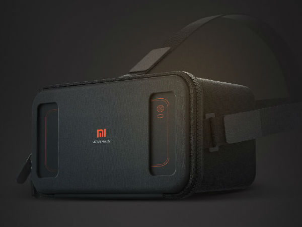Xiaomi Enters into Virtual Reality Market With Mi VR Headset!