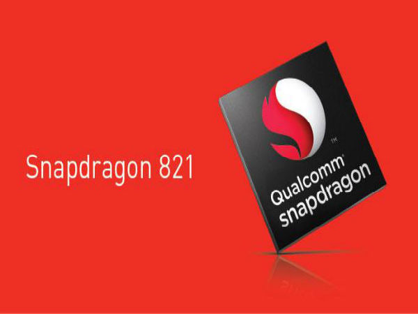 Powered by Snapdragon 821 processor