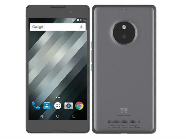 Yu Yunique Plus and Yureka S Now Official at Rs 6,999 and 12,999