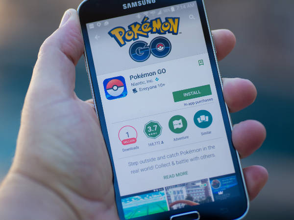 Playing Pokémon Go has health benefits too