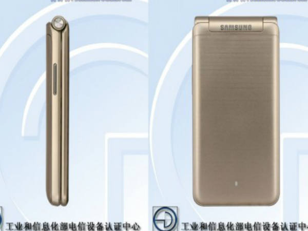 SPOTTED: Samsung's Upcoming Flip Phone Galaxy Folder 2 Leaks Online