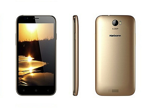 List of Karbonn Smartphones That supporting Reliance Jio 4G service