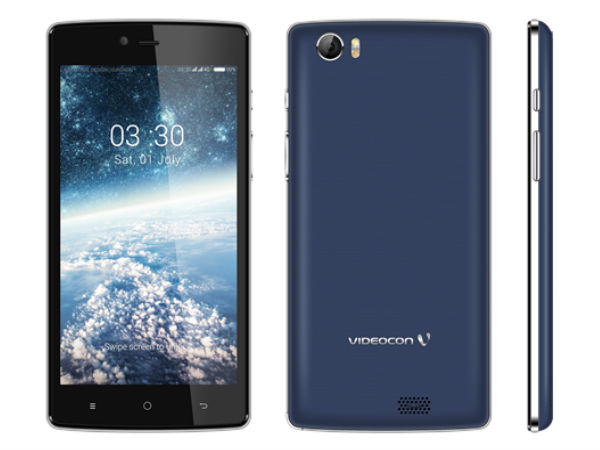 List of Videocon Smartphones That supporting Reliance Jio 4G service