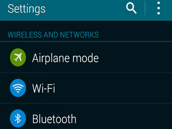 Having Bluetooth on all the time