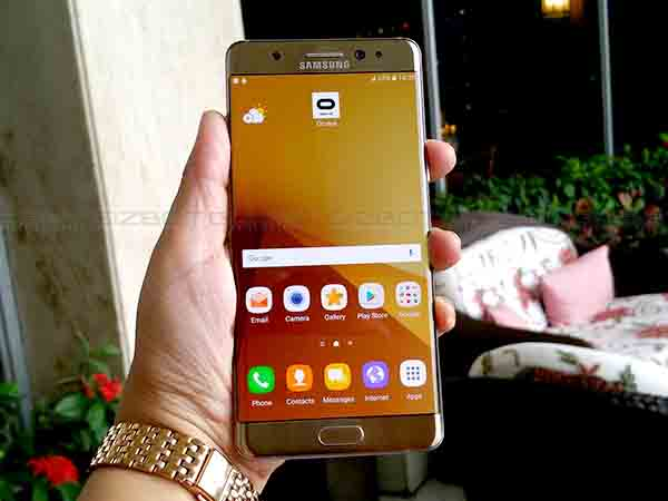 10 Things to Know About Samsung Galaxy Note 7 Launched at Rs. 59,990